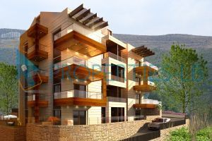 Apartments Buy Besbina, El Batroun, North, Lebanon - 9211