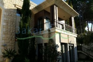 Villas For Sale Baabdat, El Meten, Mount Lebanon, Lebanon - 12752