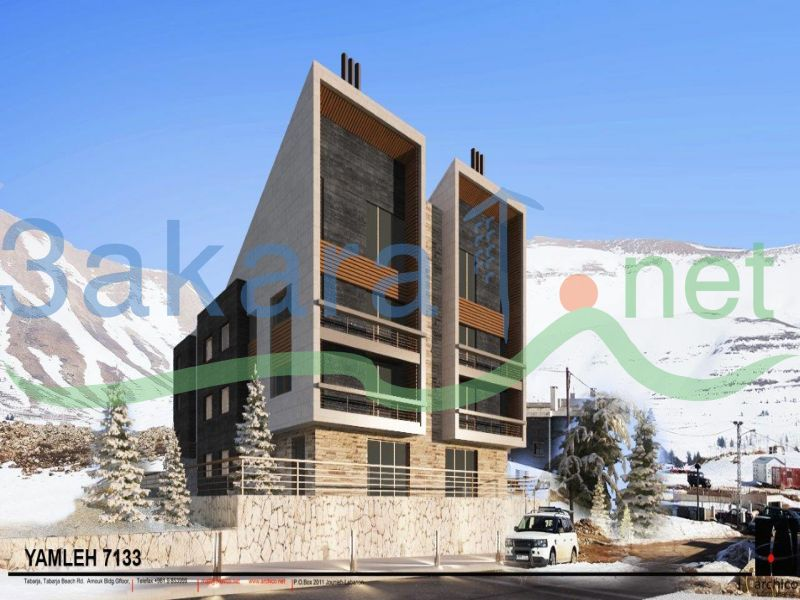Chalet For Sale In Arz Bcharre North Lebanon
