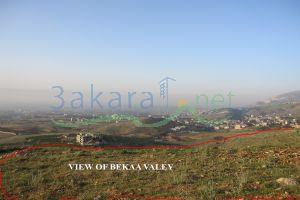 Lands For Sale Jdita, Zahle, Bekaa, Lebanon - 9490