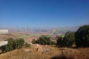 Lands For Sale Kawkaba, Rachaya, Bekaa, Lebanon - 15724