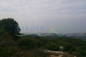 Lands For Sale Ebrin, El Batroun, North, Lebanon - 9219