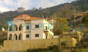 Villas For Sale Al Kmatiyeh, Aley, Mount Lebanon, Lebanon - 8288
