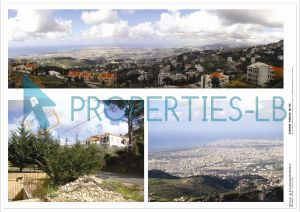 Villas For Sale Shemlan, Aley, Mount Lebanon, Lebanon - 10027