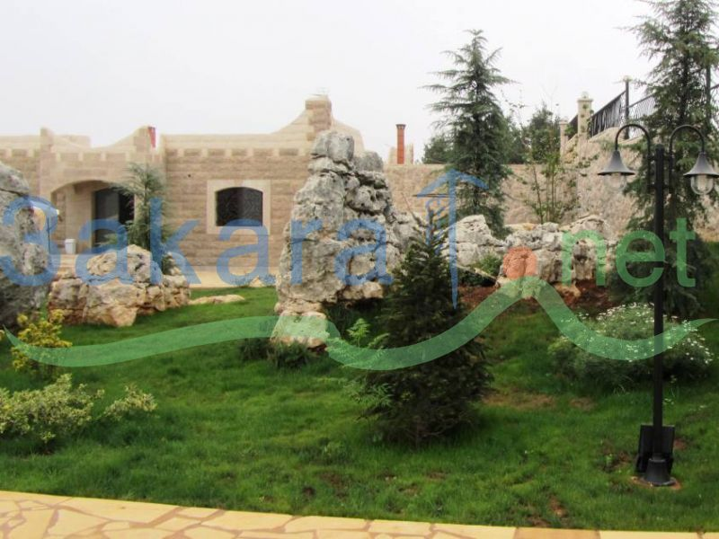 Villas for sale in ajaltoun keserwan mount lebanon lebanon 6039000000 buy - Libanese villa ...
