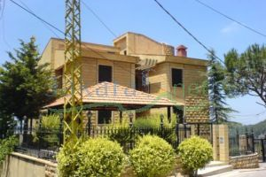 Villas For Sale Broumana, El Meten, Mount Lebanon, Lebanon - 14765